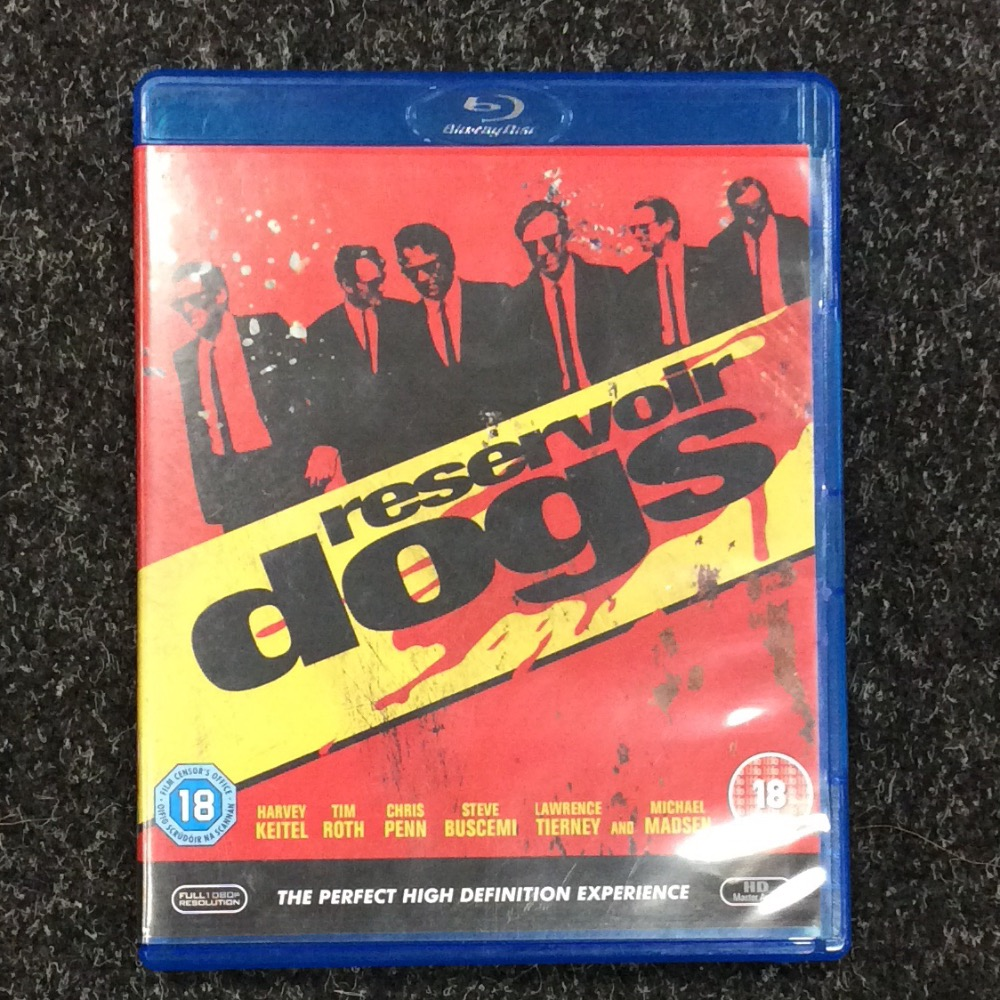 Product photo for Blu-ray Reservoir Dogs Blu-Ray