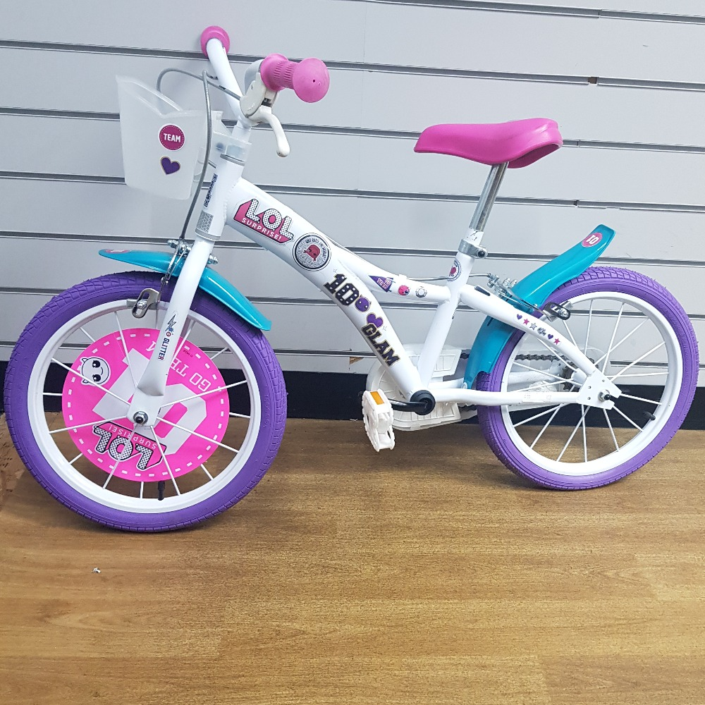 Product photo for LOL Suprise Kids Bike