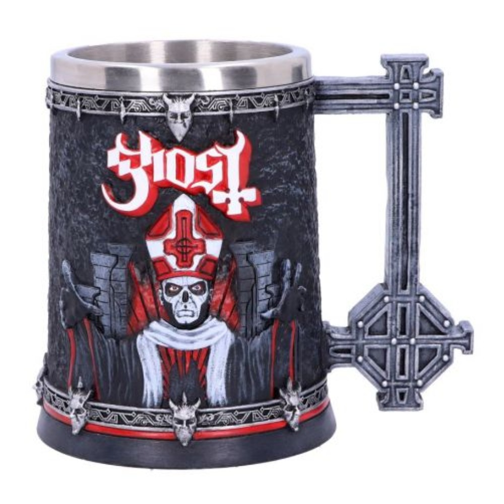 Product photo for Ghost Papa 3 Summons Tankard