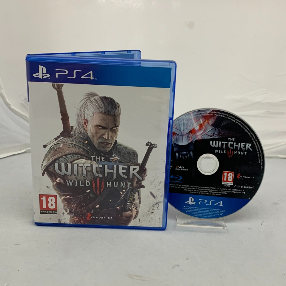 Product photo for The Witcher 3: Wild Hunt