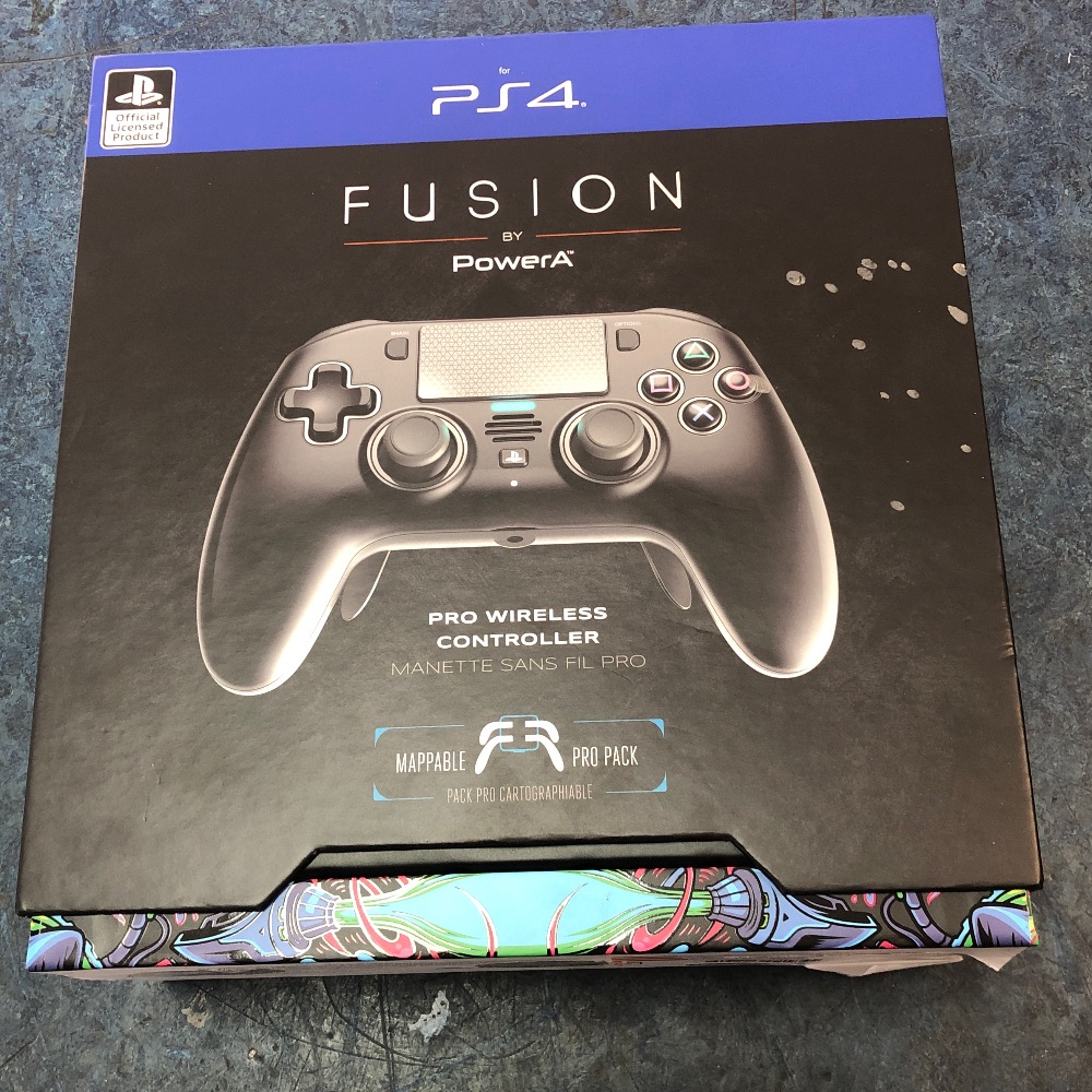 Product photo for Sony fusion pro controller ps4