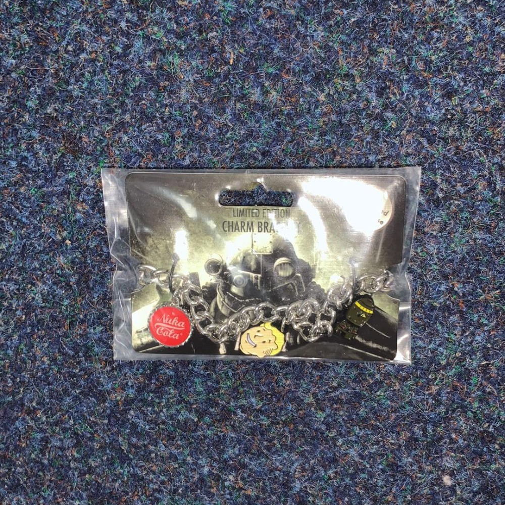 Product photo for Fallout Charm Bracelet