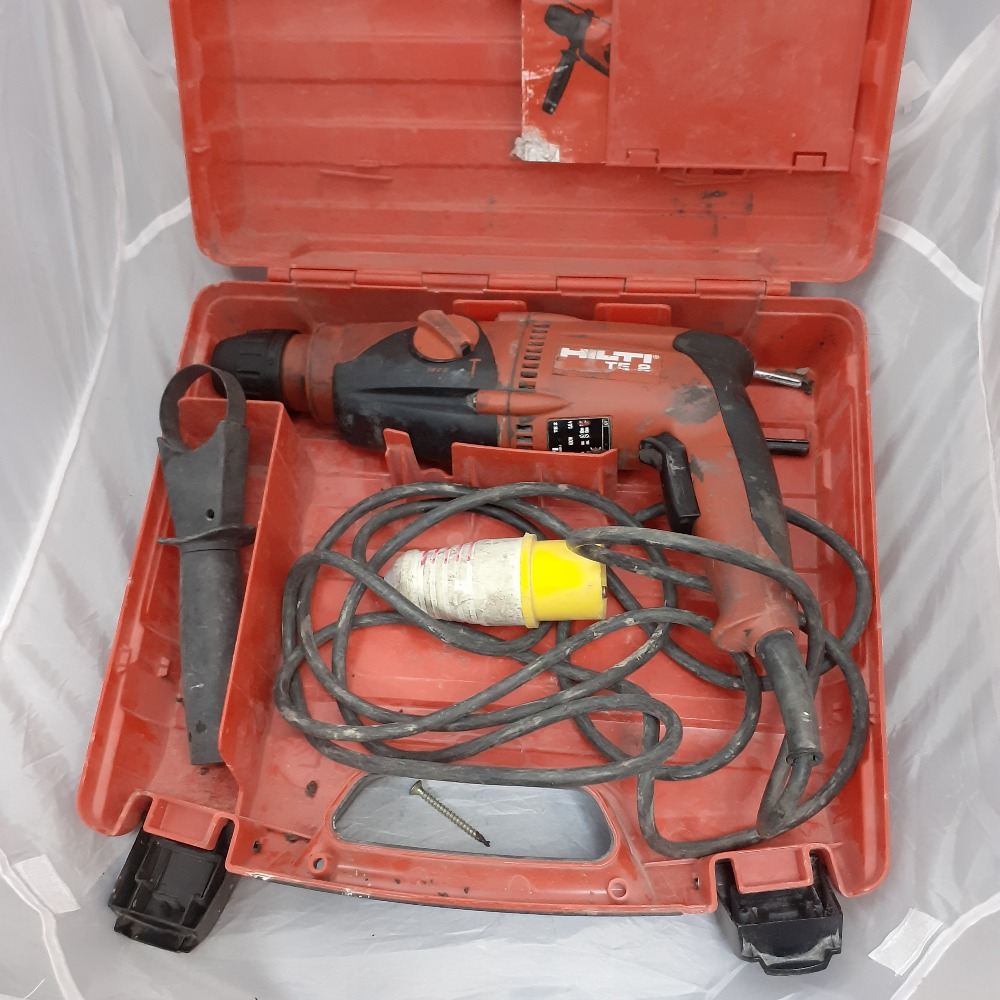 Product photo for Hilti Rotary Hammer Drill