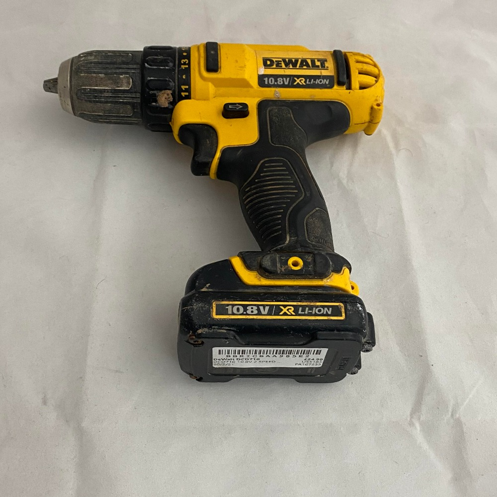 Product photo for DeWalt DeWalt DCD710