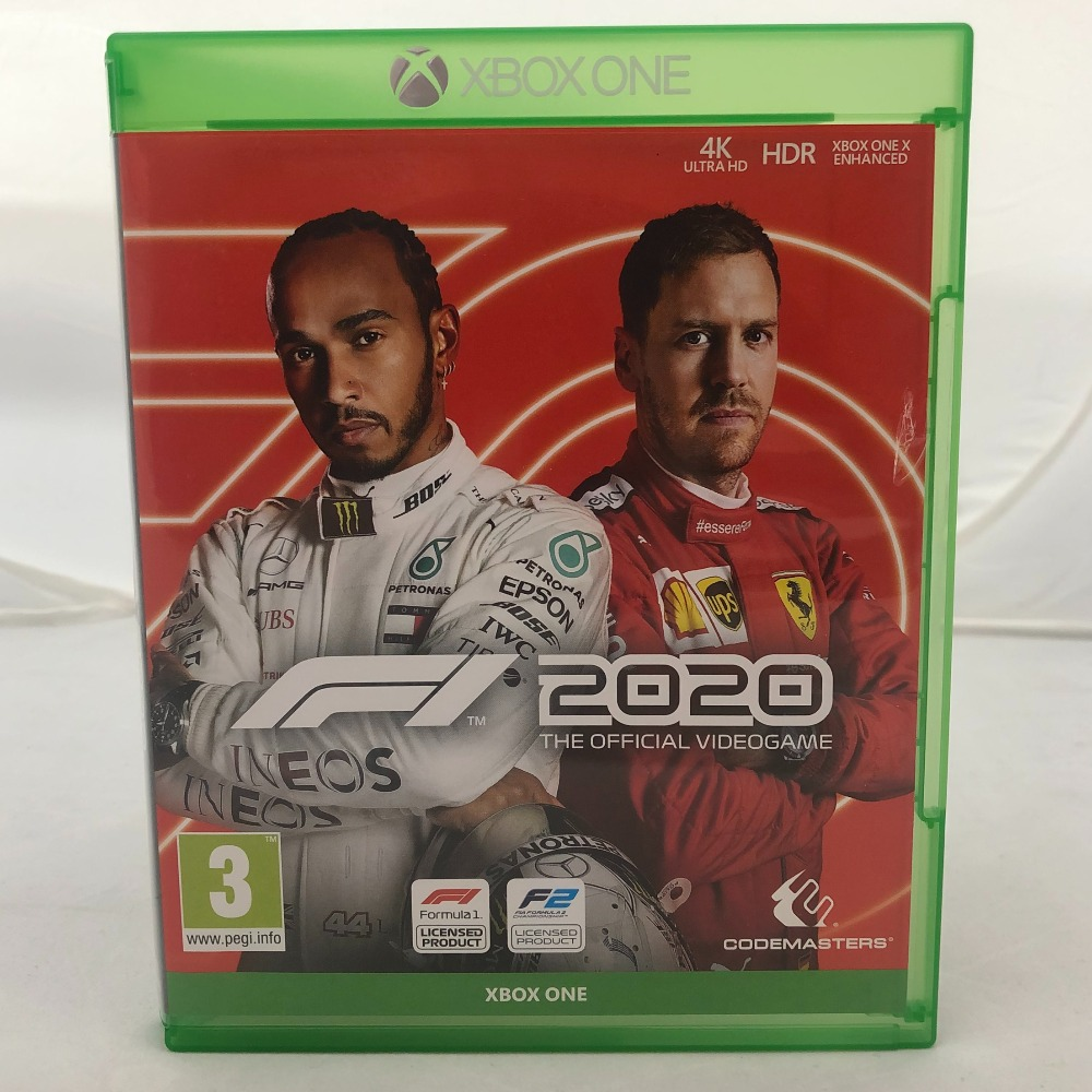 Product photo for F1 2020 (Xbox One)