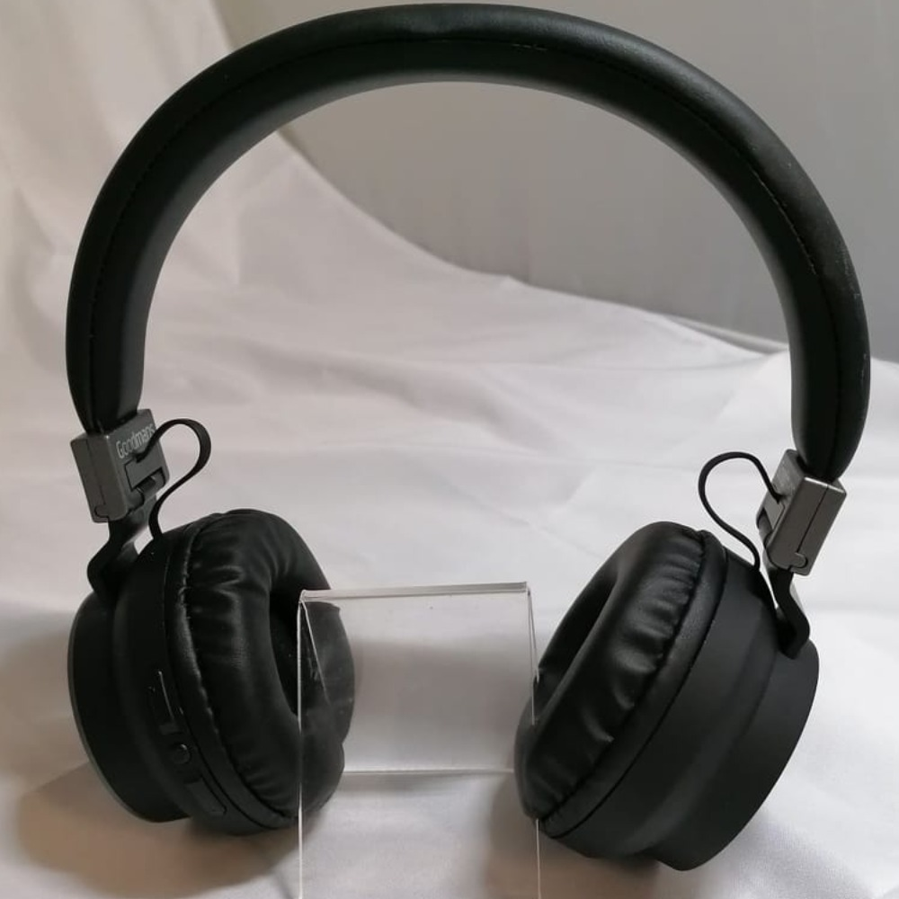 Product photo for Goodmans wireless headphones
