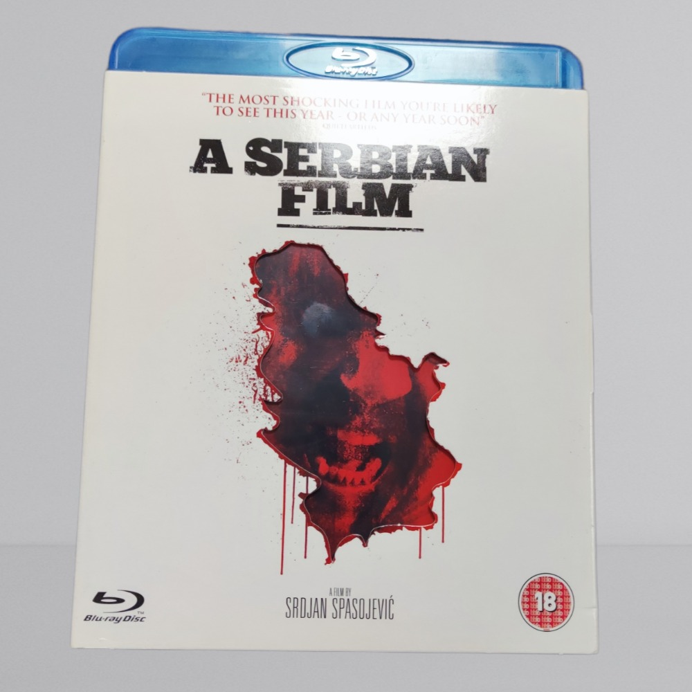 Product photo for Blu-ray A Serbian Film