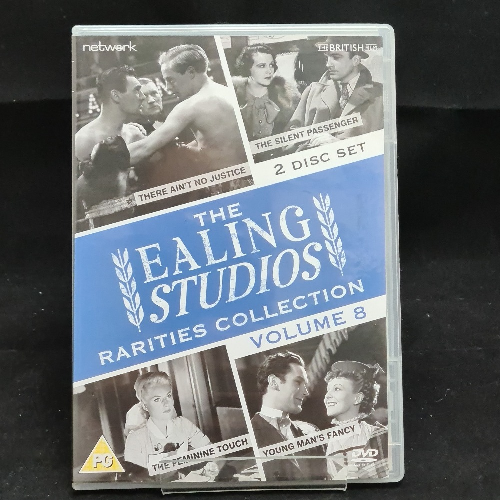 Product photo for The Ealing Studios Rarities Collection Volume 8