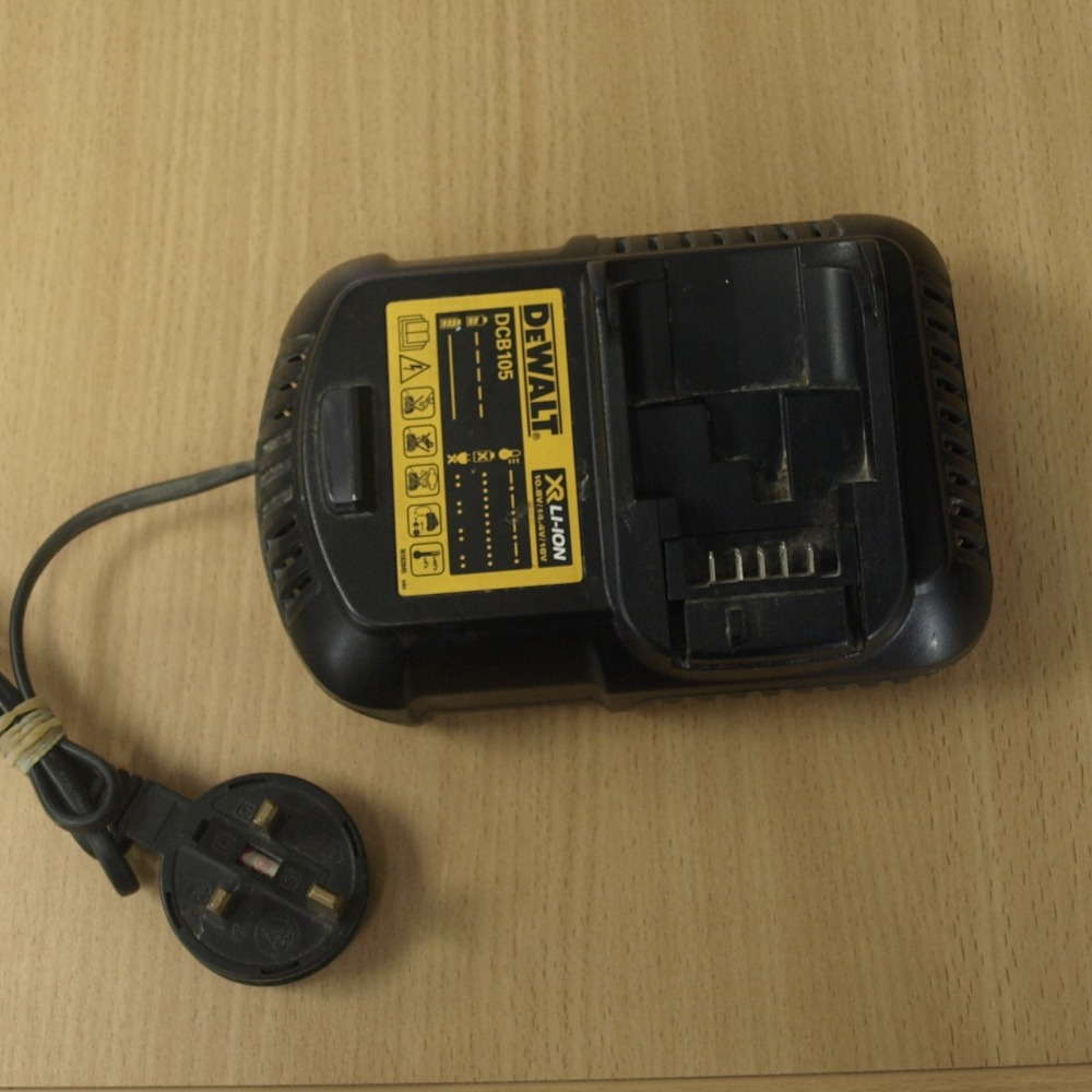 Product photo for Dewalt Battery Charger