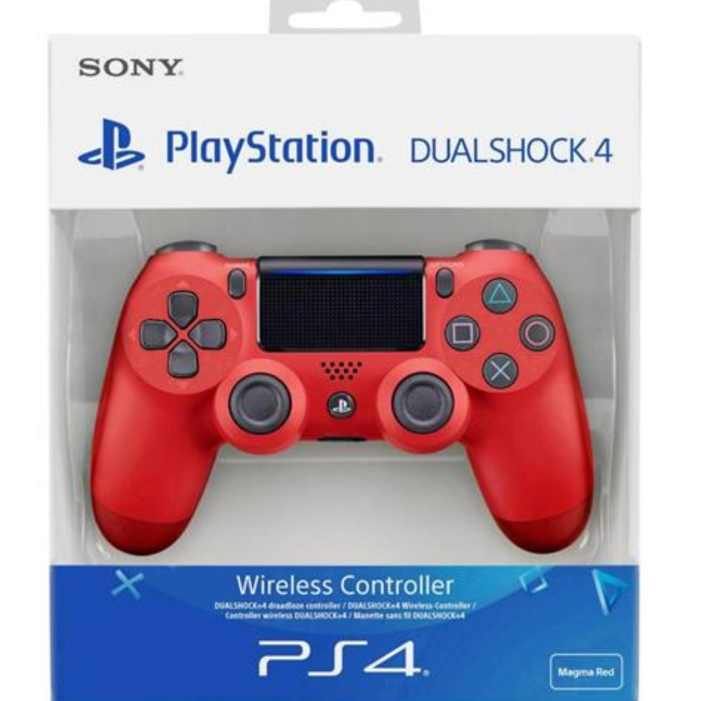 Product photo for PS4 Dualshock 4