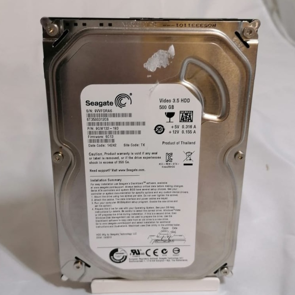 Product photo for SEAGATE HARD DRIVE - SALE!!