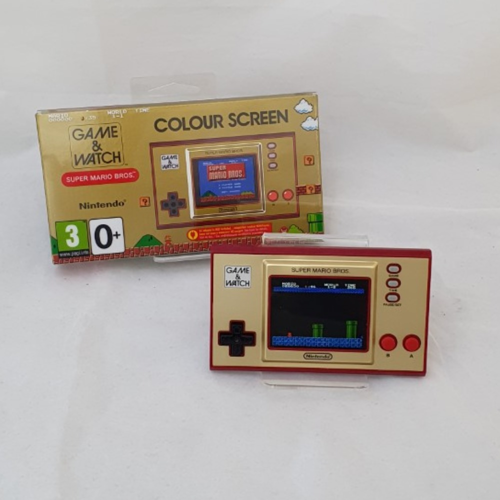 Product photo for NINTENDO Game & Watch: Super Mario Bros