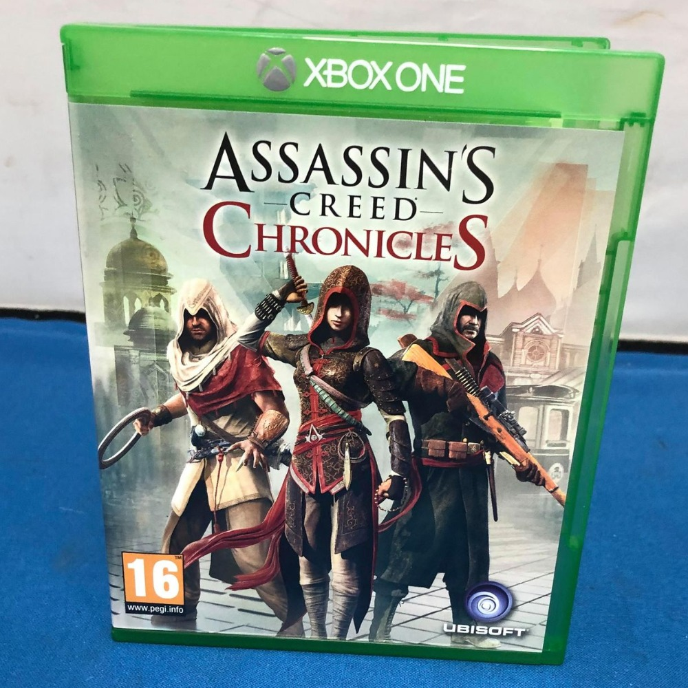 Product photo for Assassins Creed Chronicles - Xbox One game