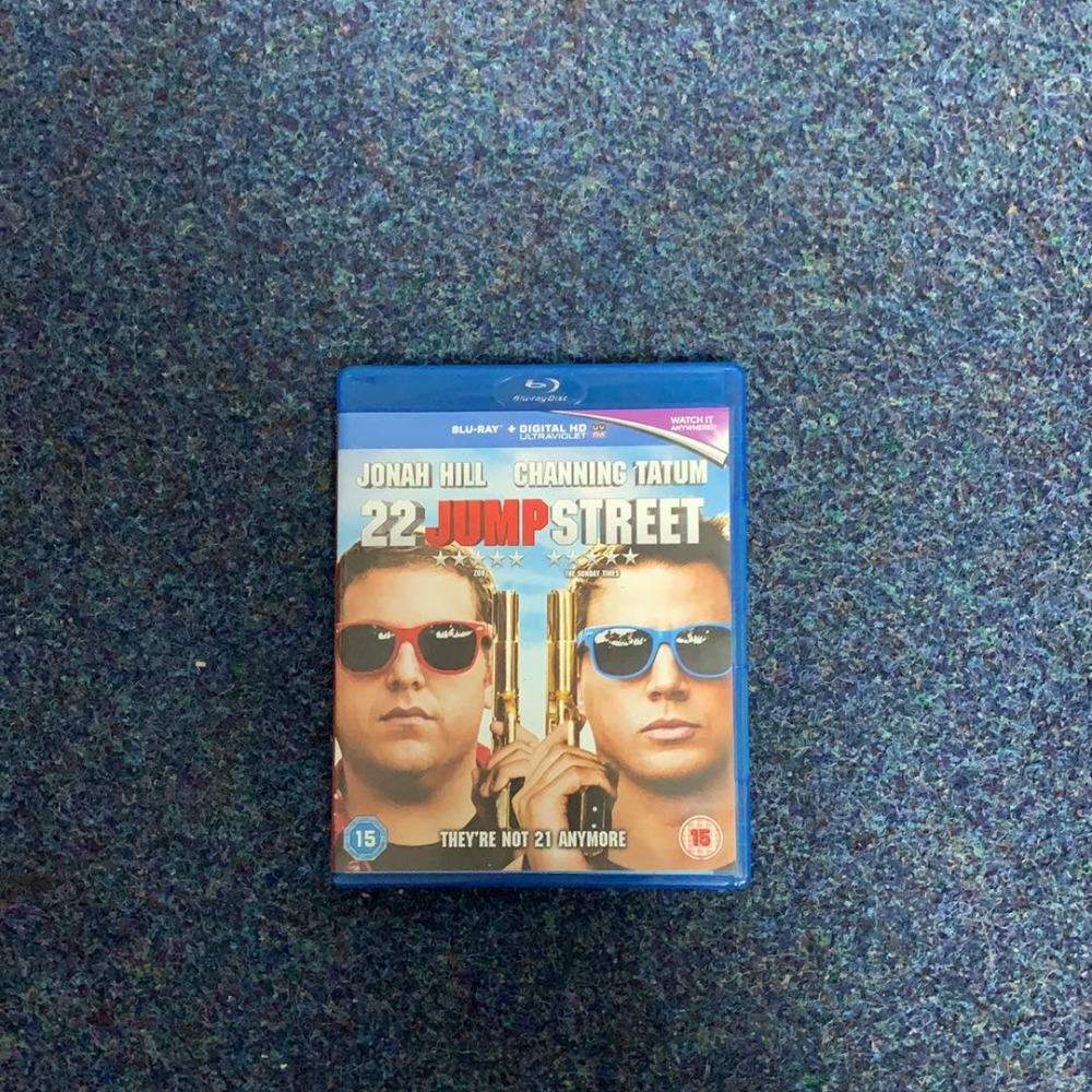 Product photo for 22 Jump Street Blu-Ray