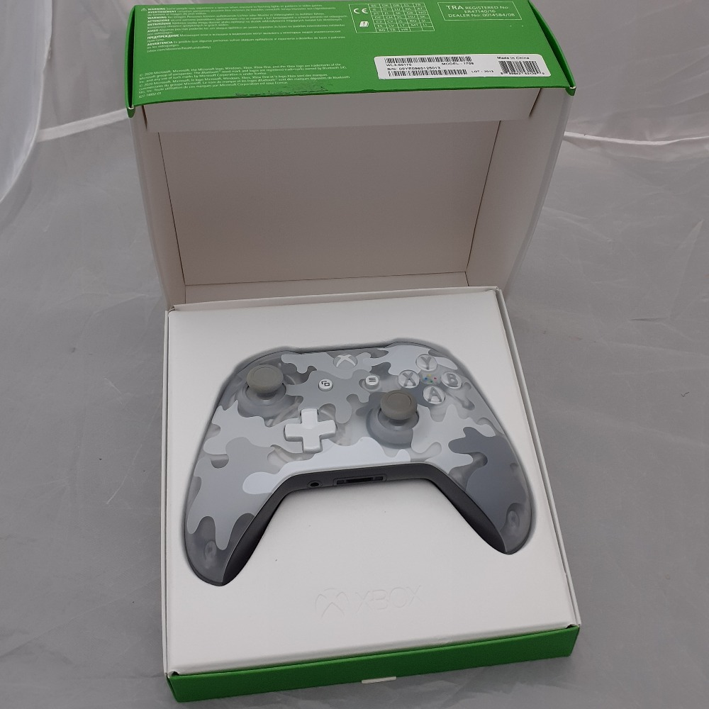 Product photo for Xbox One Wireless Controller