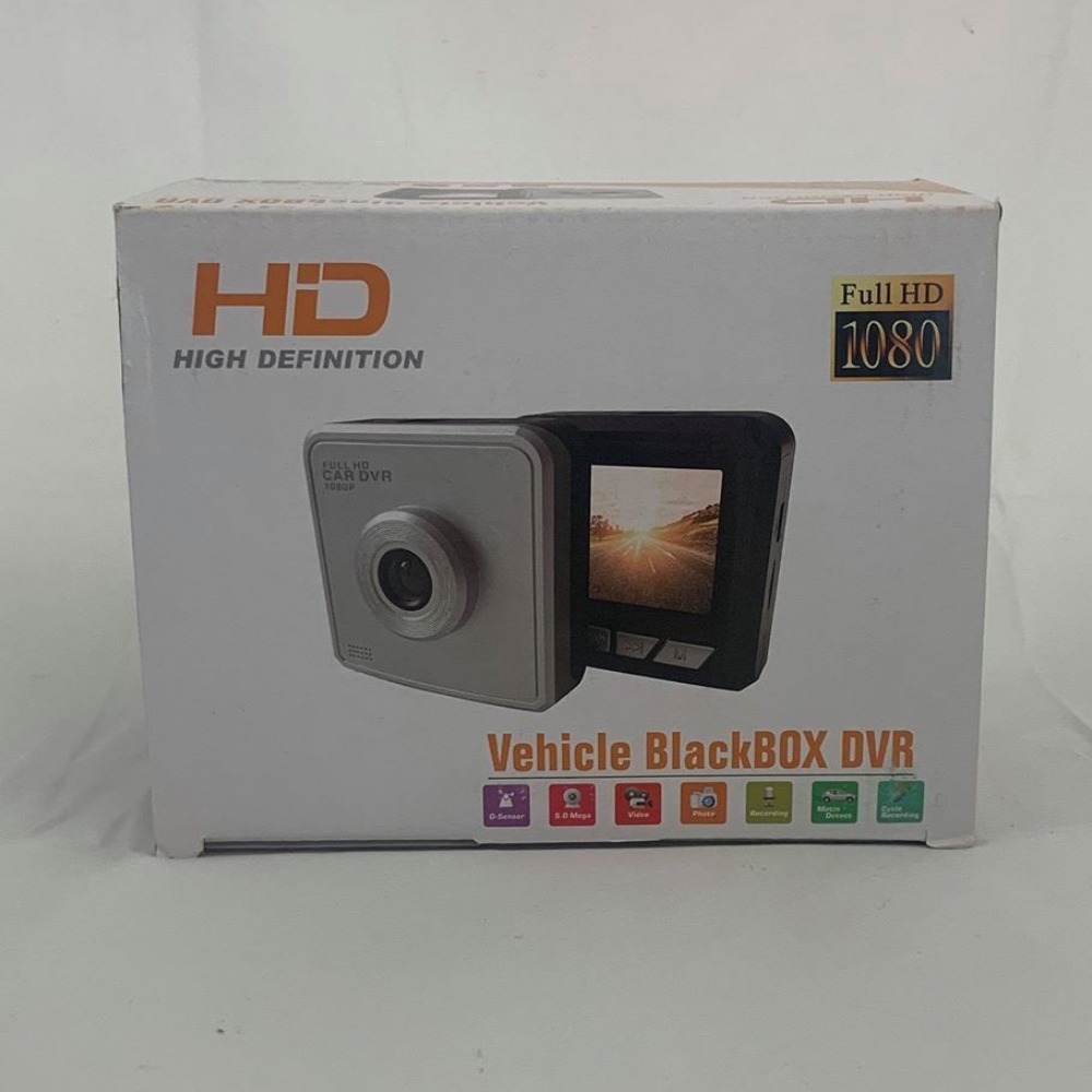 Product photo for Vehicle Blackbox Dashcam - SALE WAS 12.99