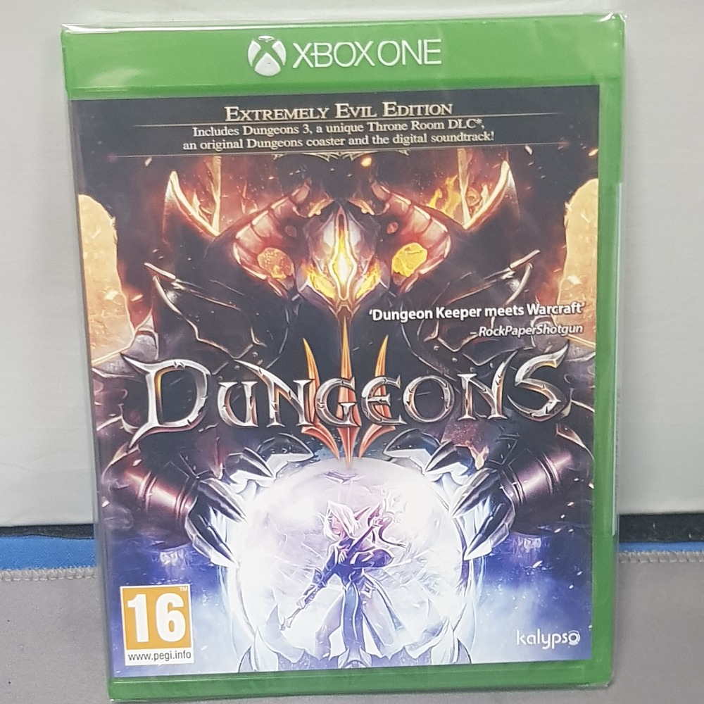 Product photo for Dungeons 3 Xbox one Game