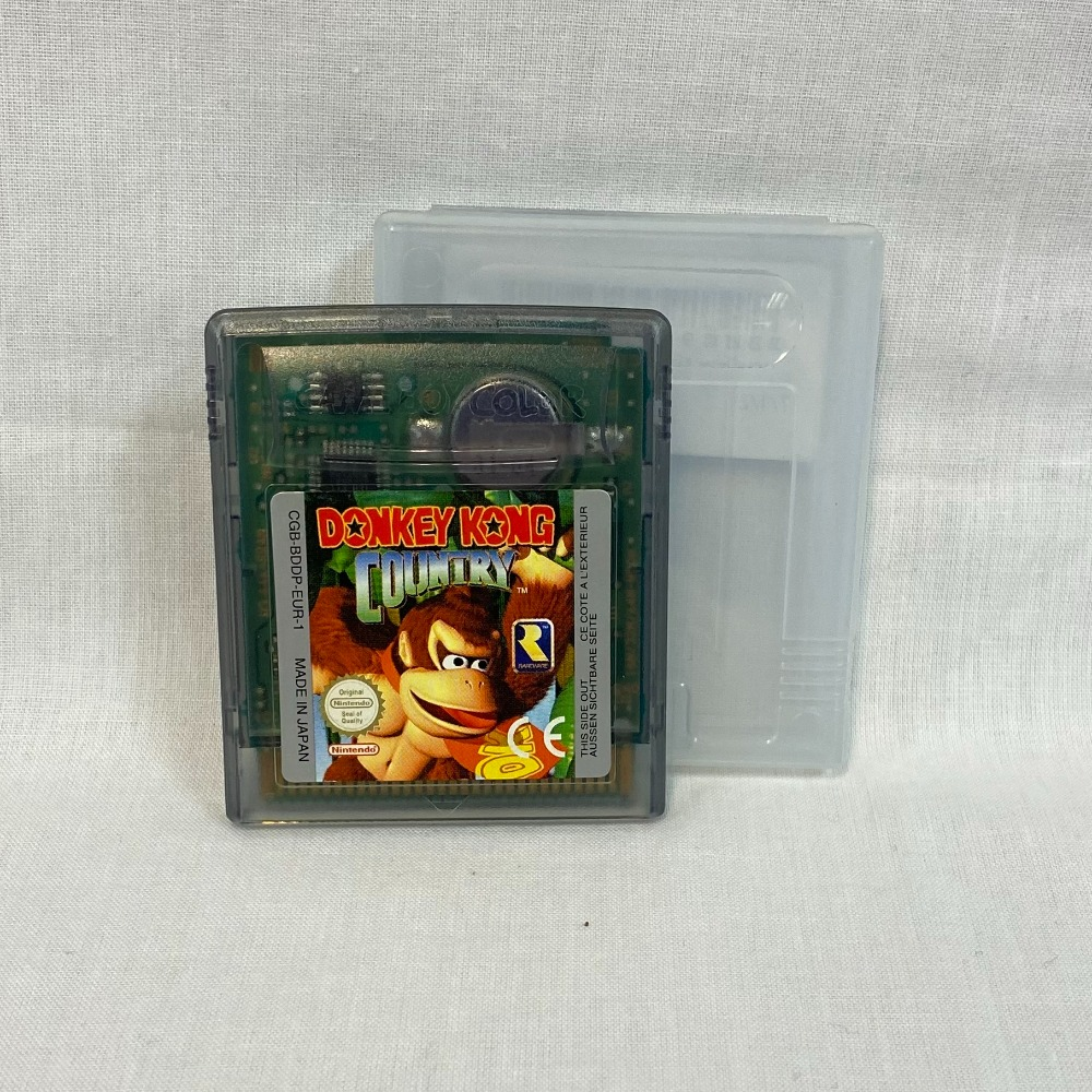 Product photo for Donkey Kong Country (Gameboy Color)