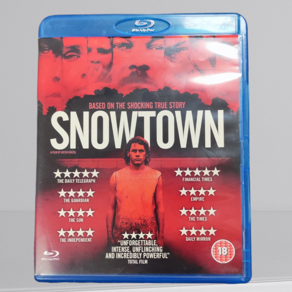 Product photo for Blu-ray Snowtown