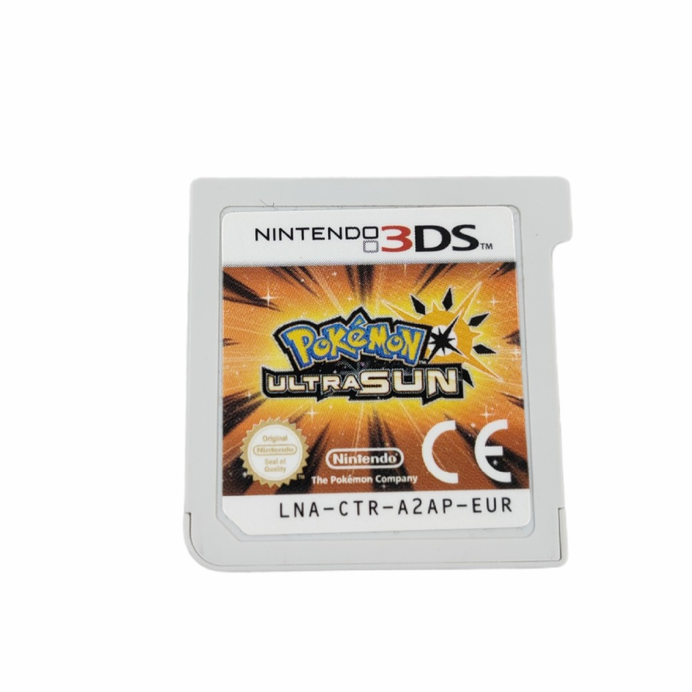 Product photo for Pokemon ultra 2DS