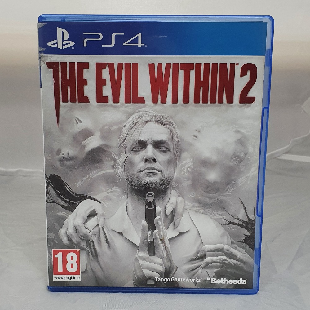Product photo for Evil Within 2 Playstation 4 Game