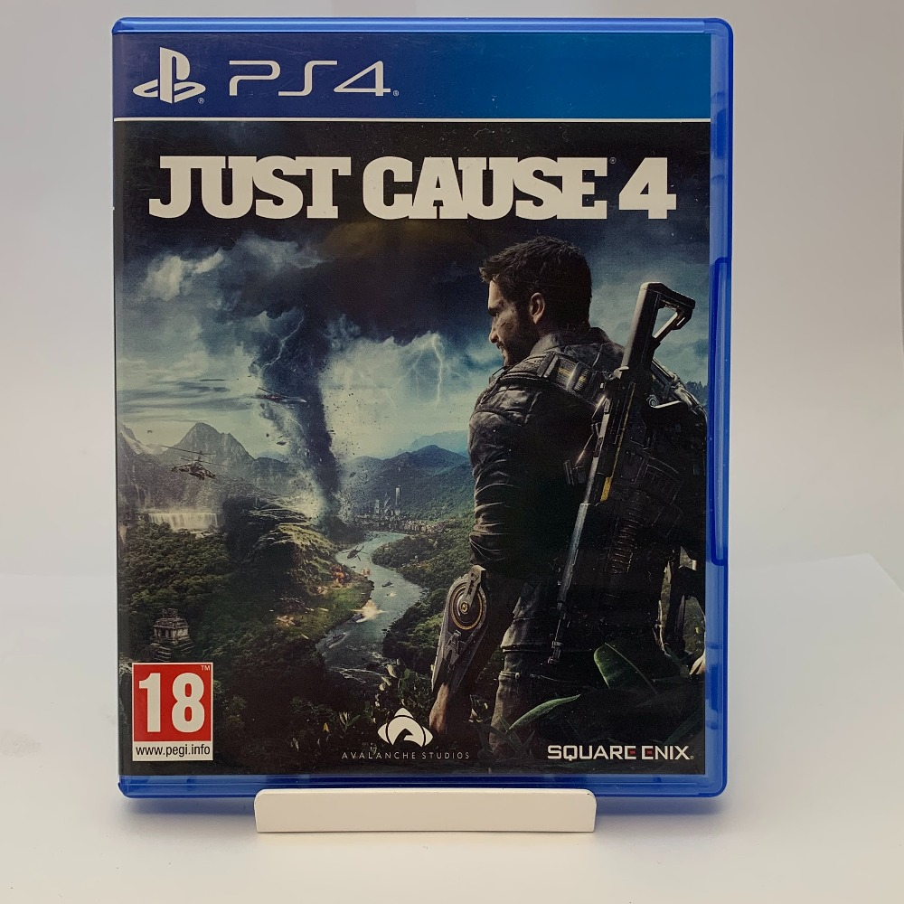 Product photo for PS4 Game Just cause 4 (WAS £9.99)