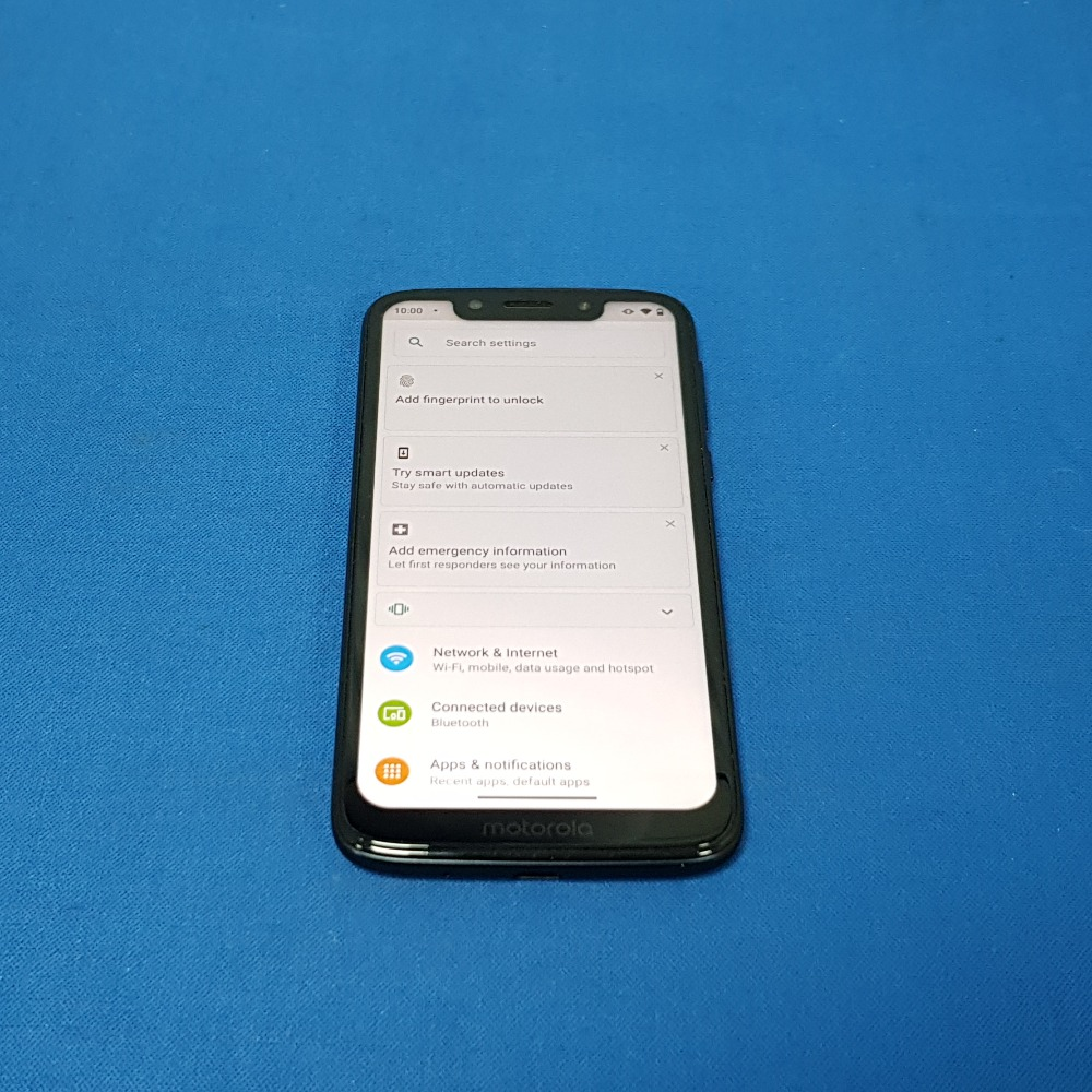 Product photo for Motorola Moto G7 Play 32GB [Open Network]