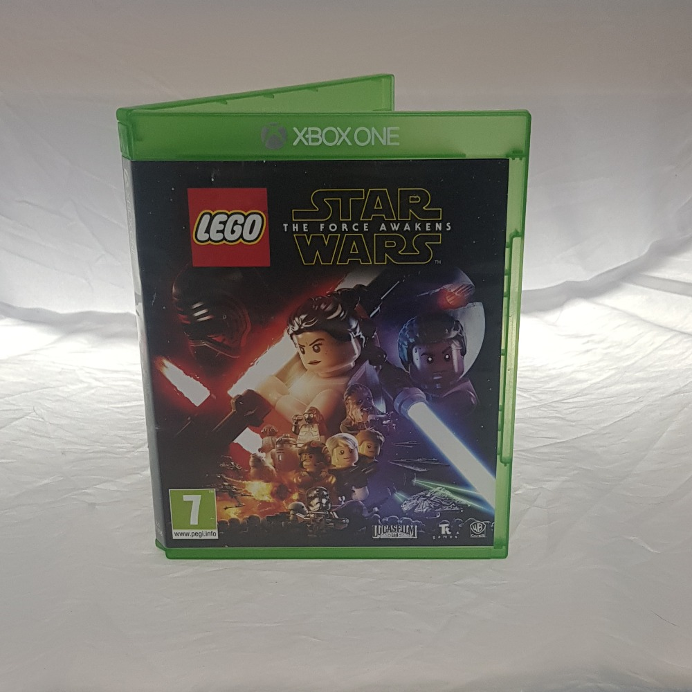 Product photo for LEGO Star Wars: The Force Awakens (Xbox One)