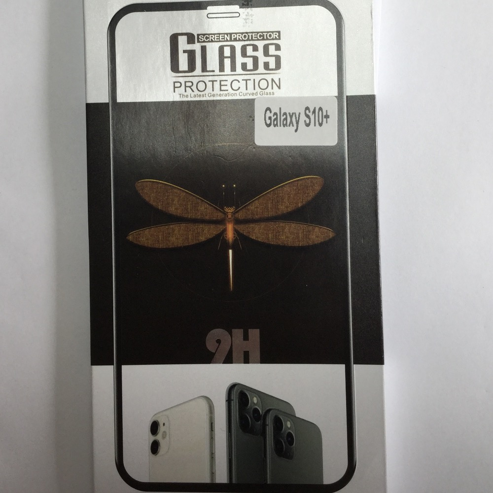 Product photo for Screen Protector Samsung Galaxy S10+ Screen Protector