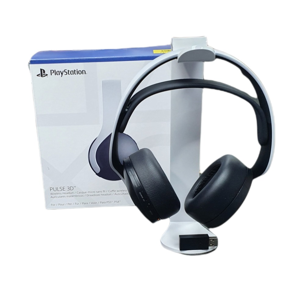 Product photo for PlayStation 5 Pulse 3D Wireless Headset