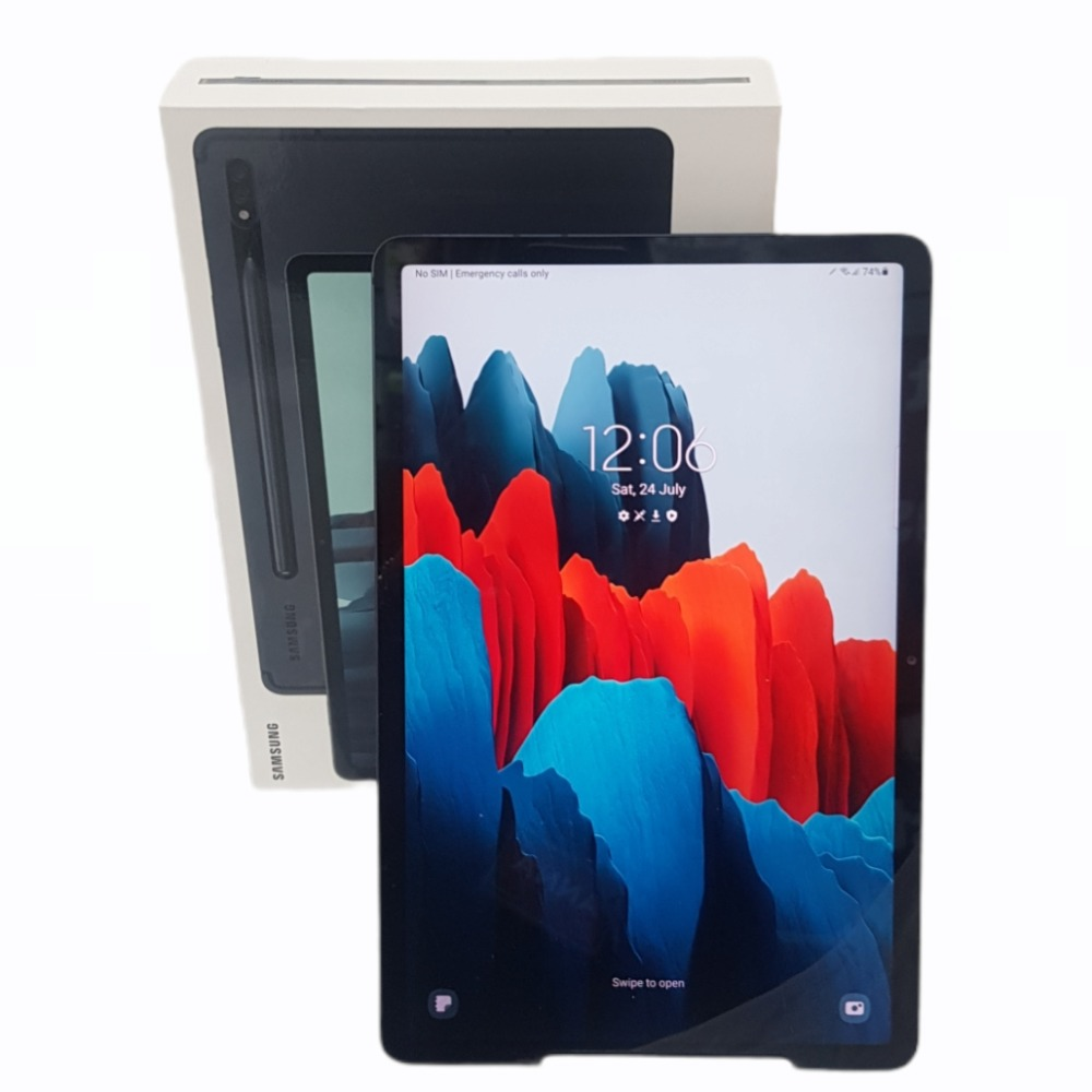 Product photo for Samsung Tab S7 128GB Open