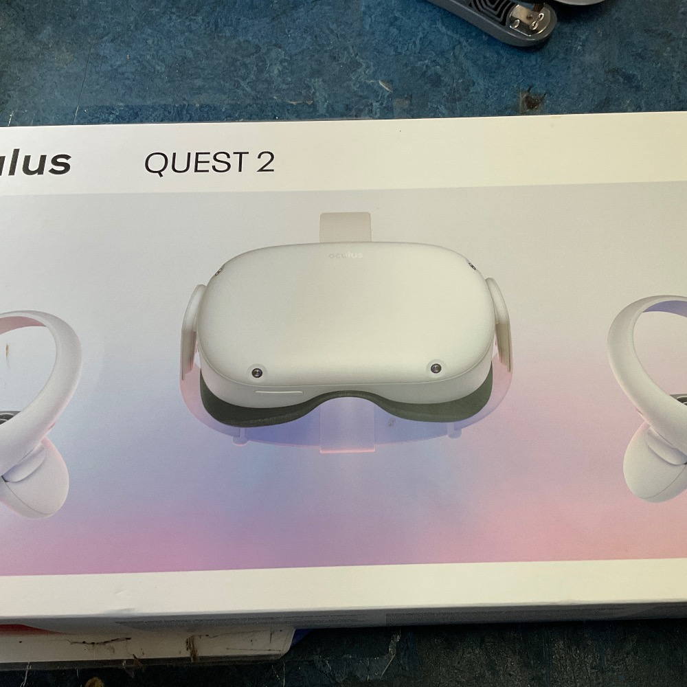 Product photo for Facebook  oculus quest 2
