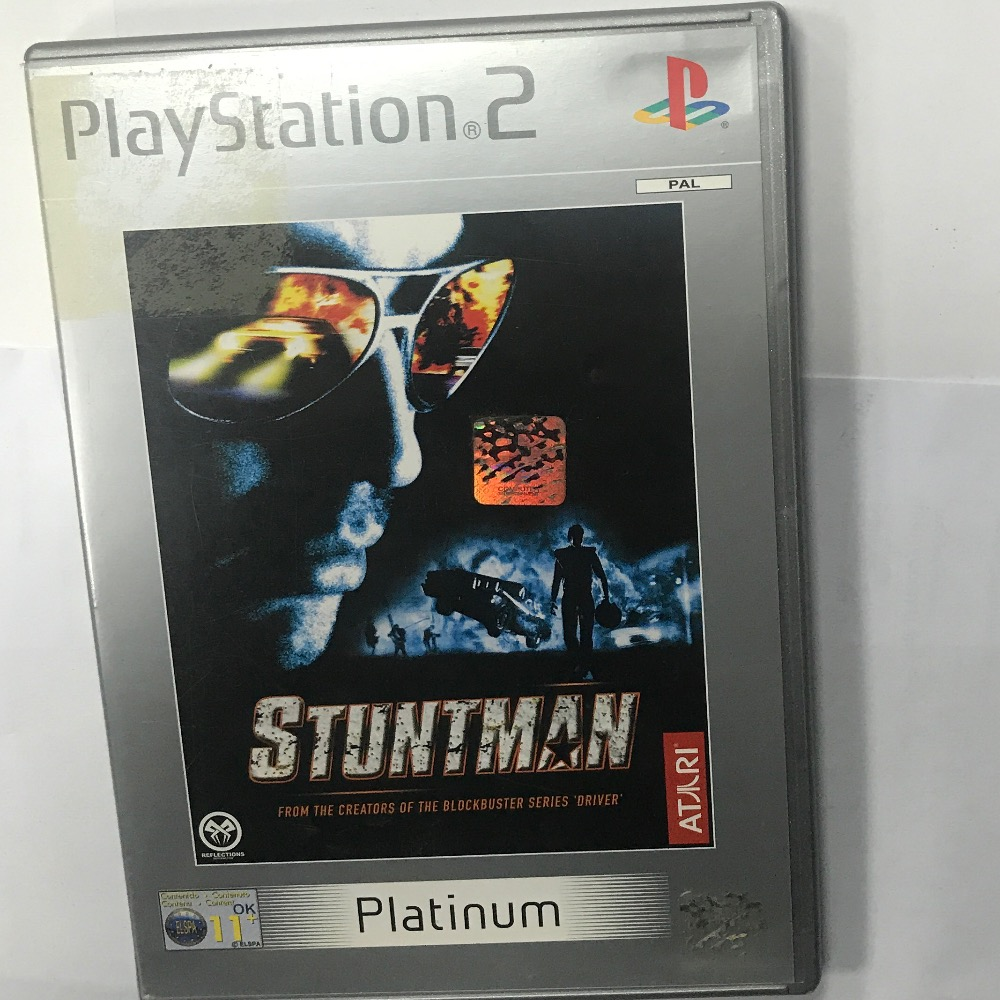 Product photo for Sony Stuntman PS2