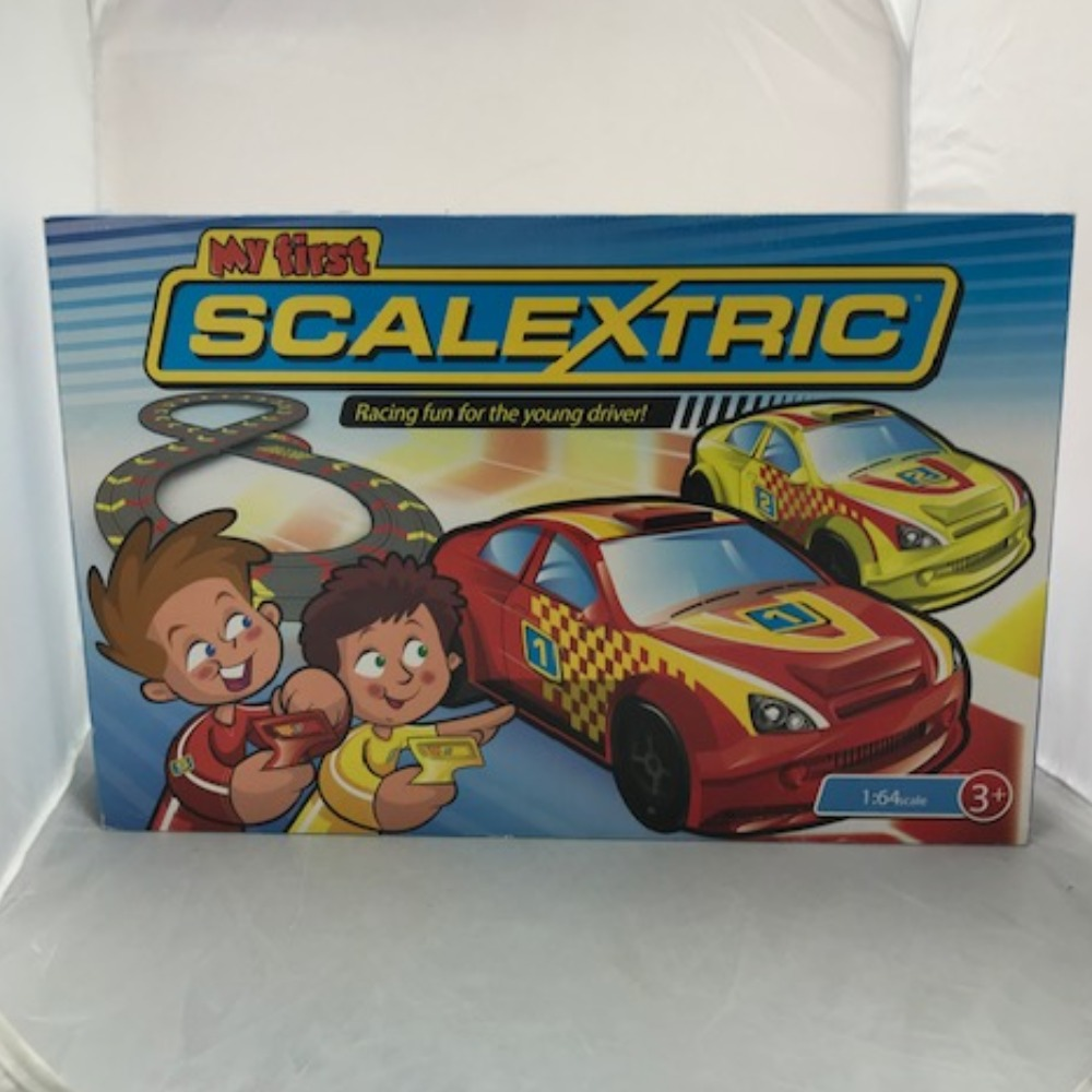 Product photo for My First Scalextric