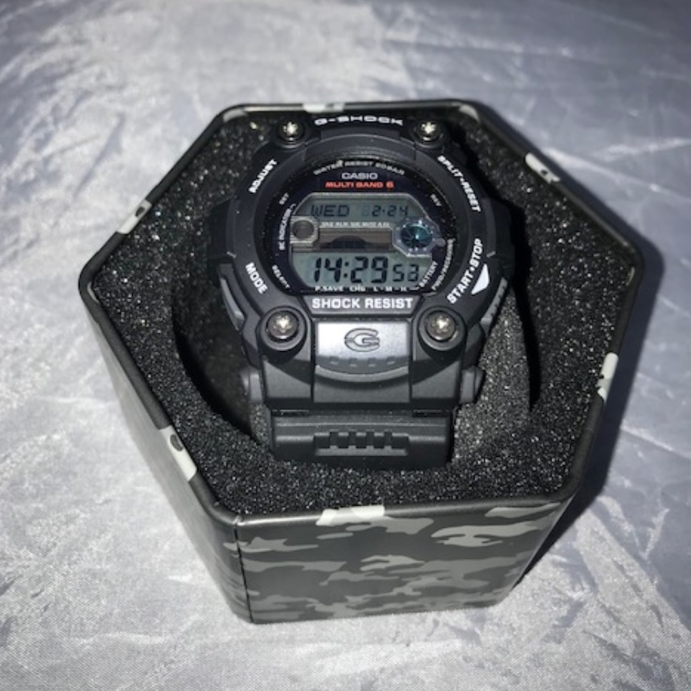 Product photo for G-Shock Casio Watch GW-7900 (Boxed)