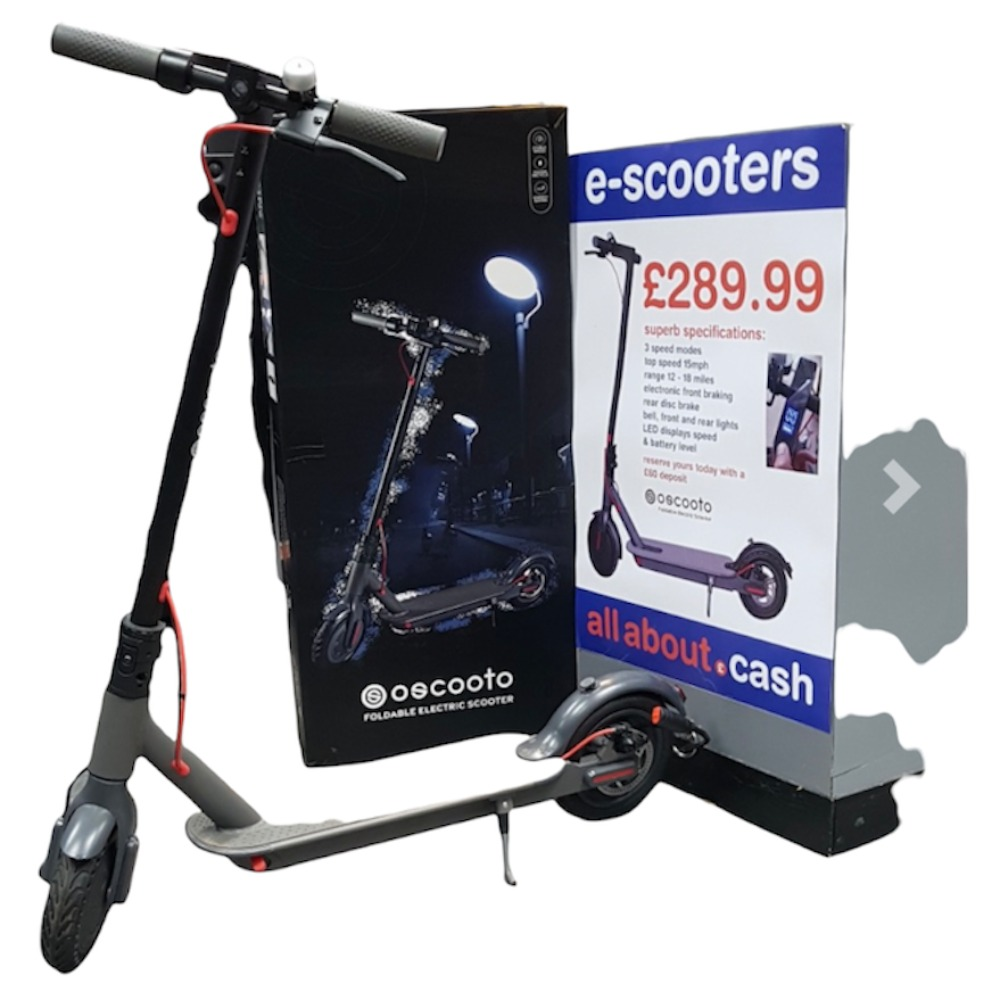 Product photo for Osotto ES13 Electric Scooter