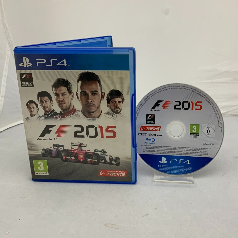 Product photo for F1 2015