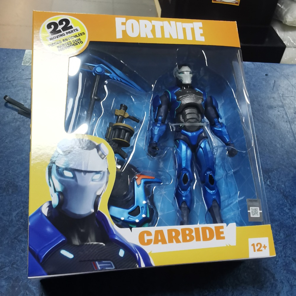 Product photo for Epic Games Fortnite Action Figure *Carbide*