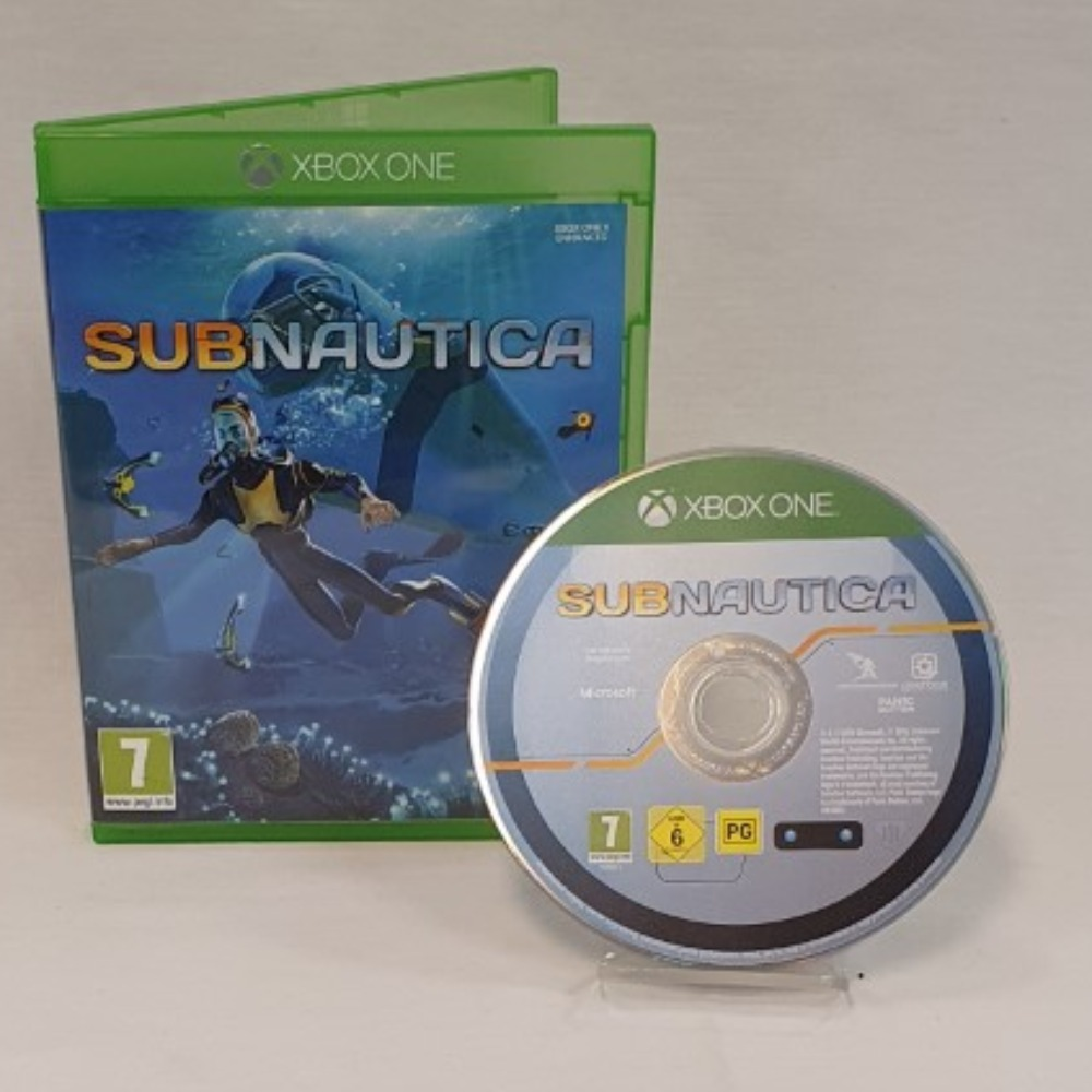 Product photo for Subnautica - Xbox One