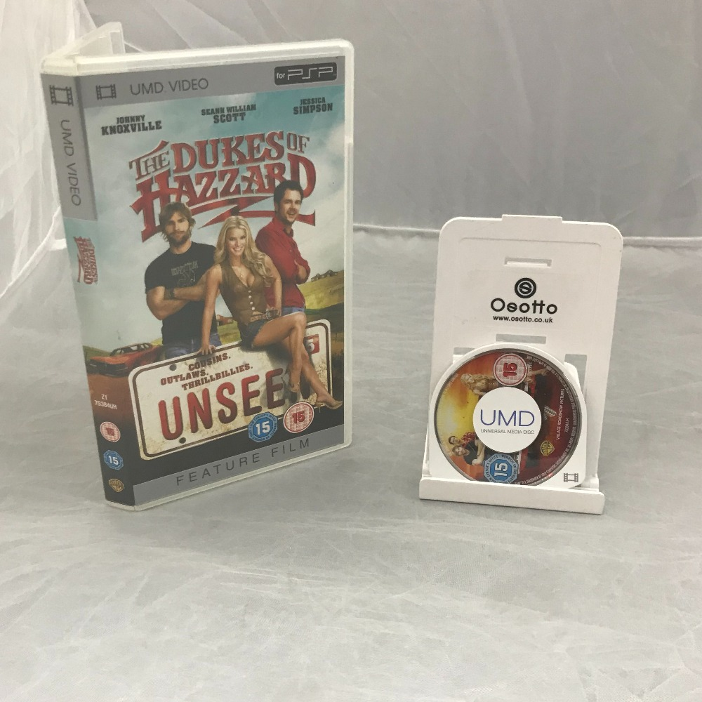 Product photo for The Dukes Of Hazzard (PSP UMD)