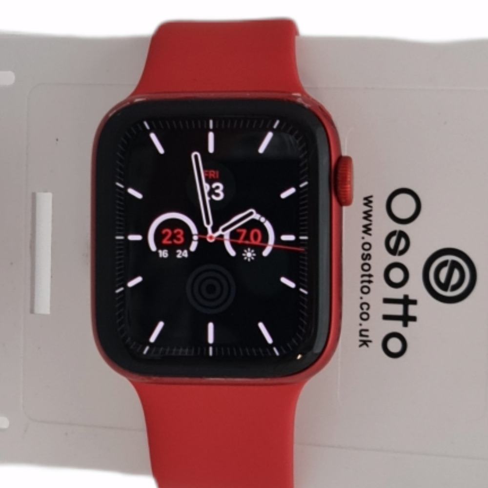 Product photo for Apple Watch Series 6 44mm GPS Red