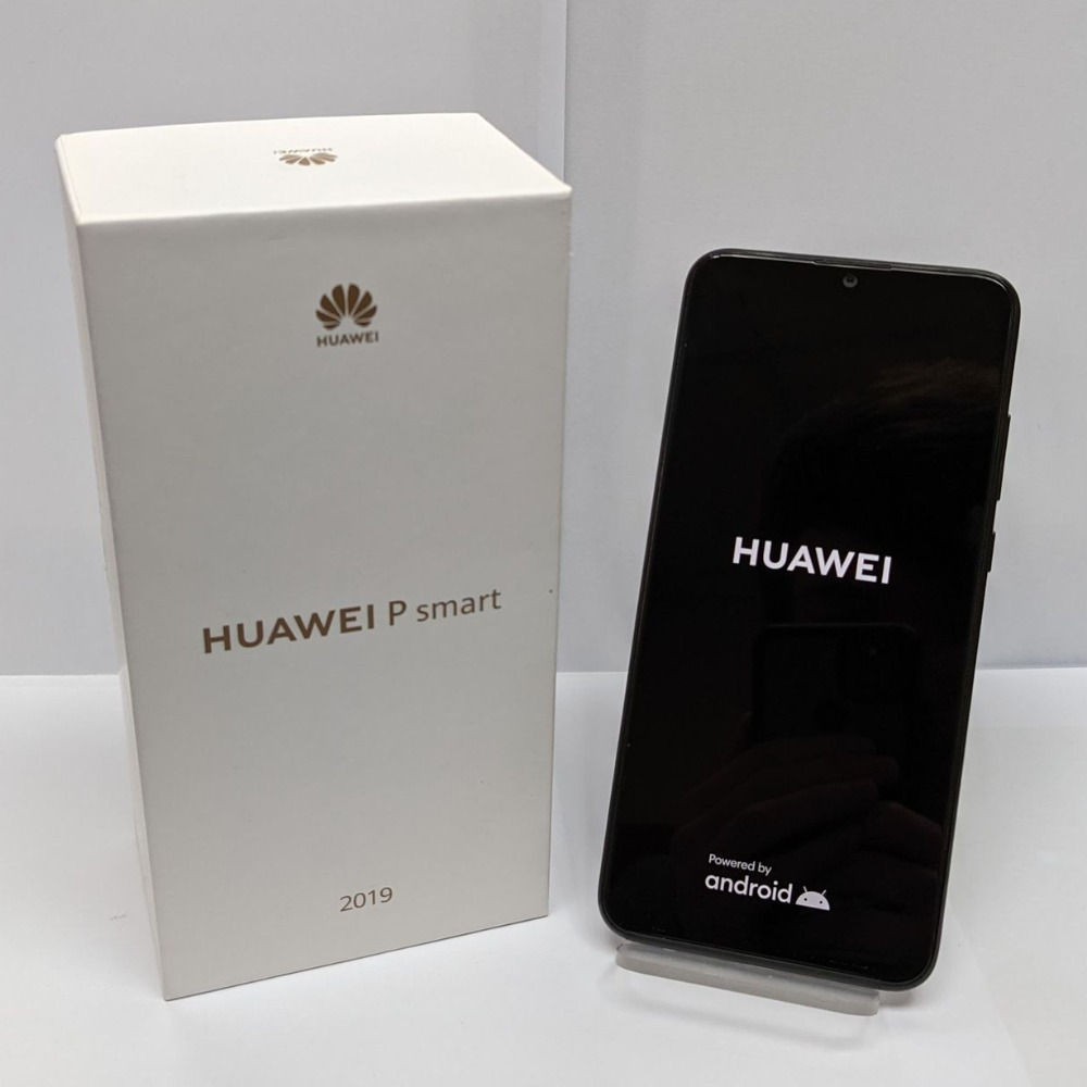 Product photo for Huawei P Smart (2019)