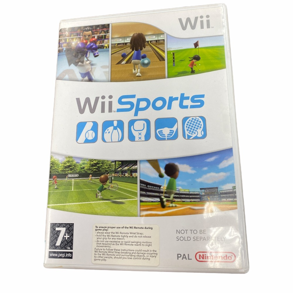 Product photo for Wii Game