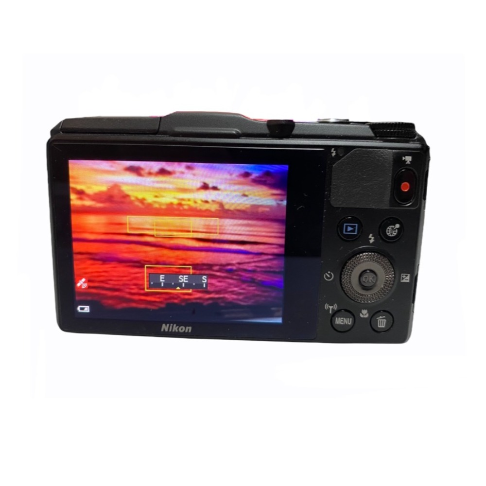Product photo for Coolpix S9700