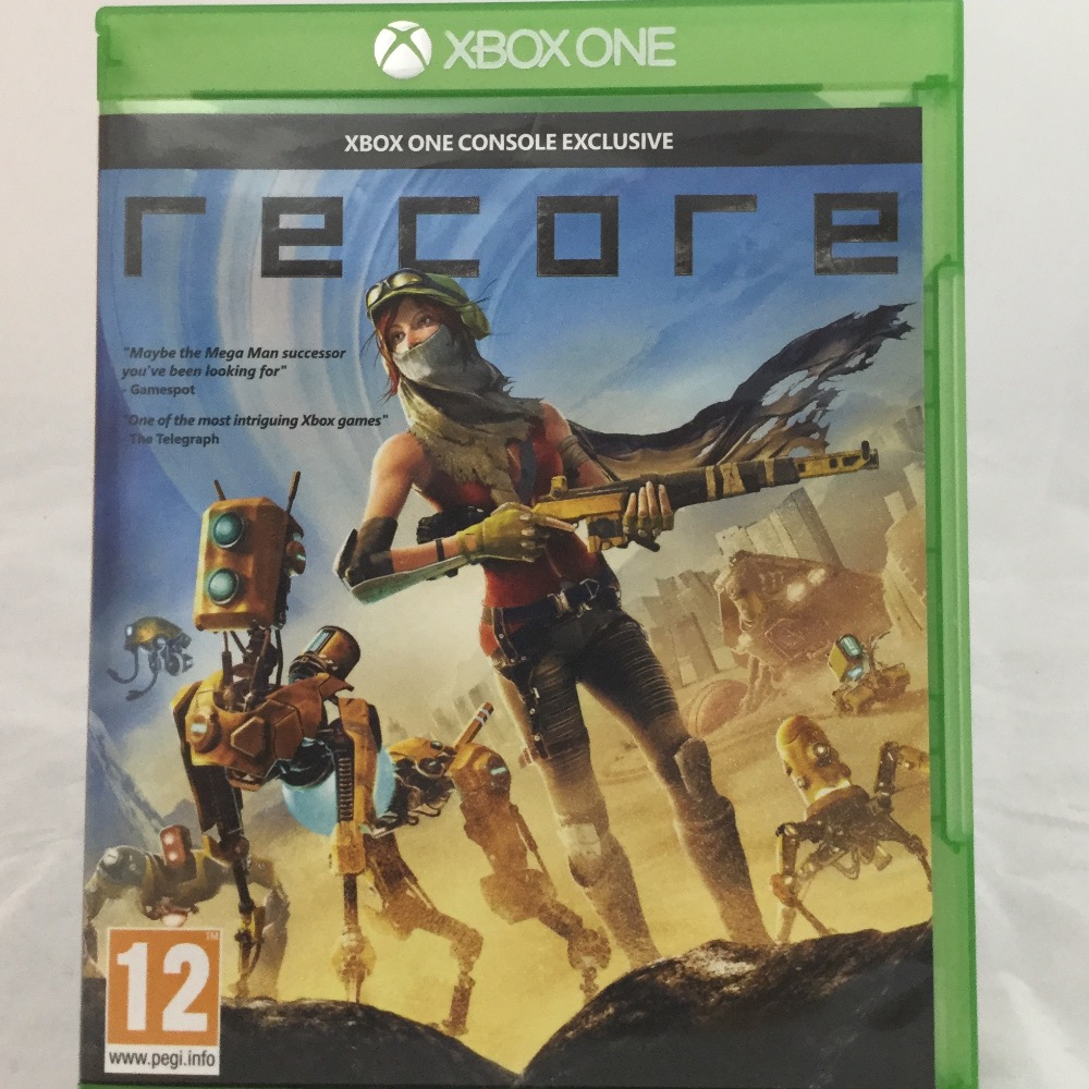 Product photo for Xbox One Game Recore