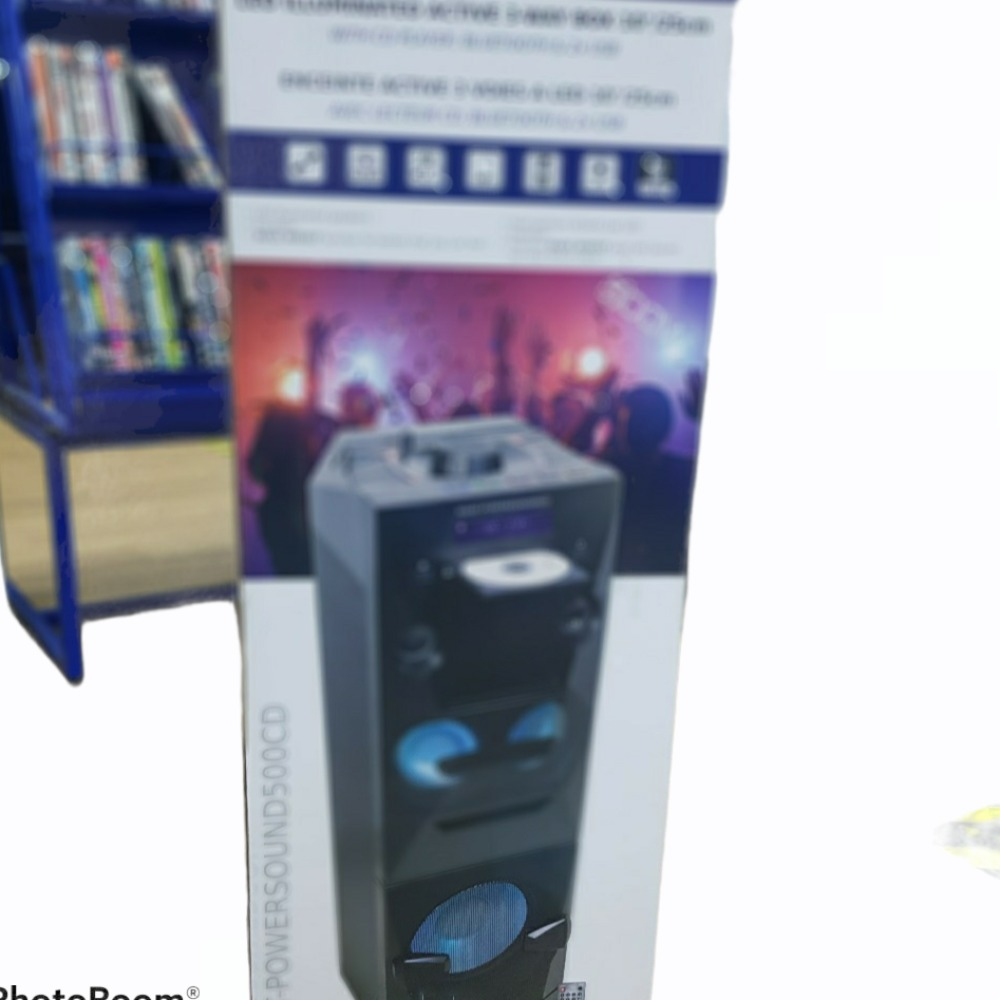 Product photo for Boost Boost powersound 500CD Speaker