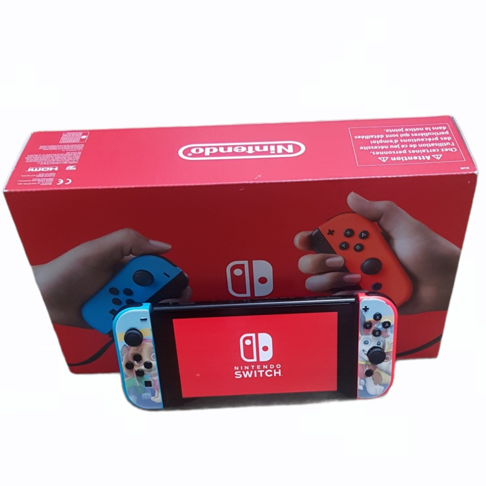 Product photo for Nintendo Switch Console