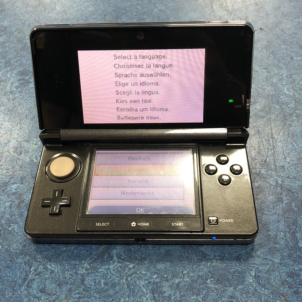 Product photo for Nintendo 3DS 3DS nintendo