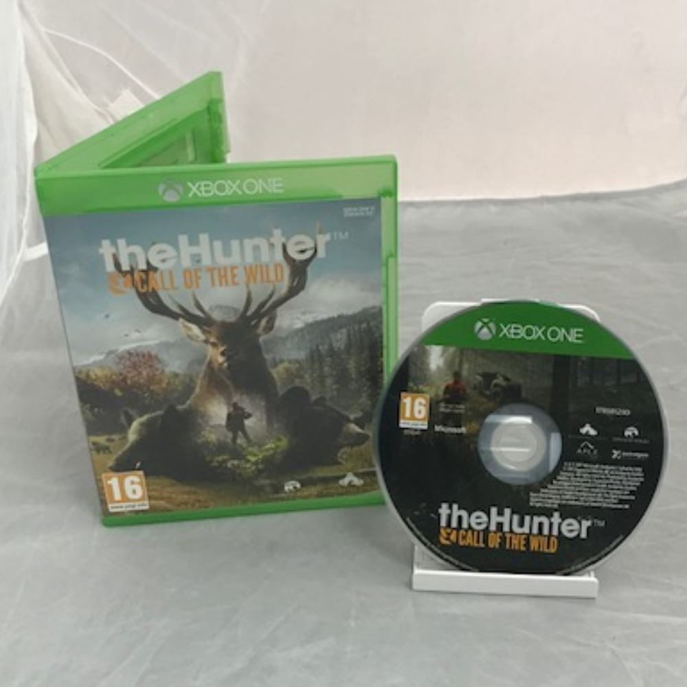 Product photo for Xbox One Game The Hunter: Call of the Wild