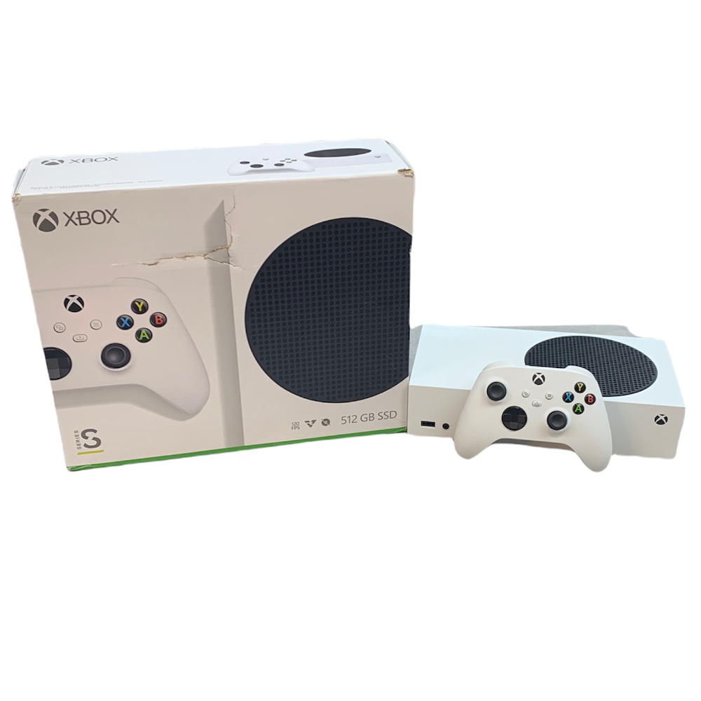 Product photo for Xbox Series S